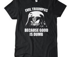 powerful shirts, shirts to scare, evil t-shirt, shirts for show offs