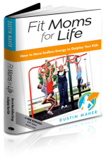 Fit Moms For Life Book {Review and Giveaway}