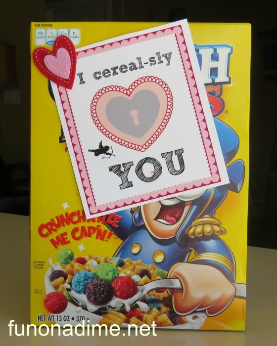 Valentines day gift for kids