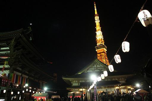 東京增上寺