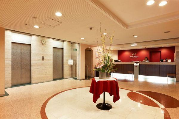 大阪心齋橋NEST飯店 Nest Hotel Osaka Shinsaibashi