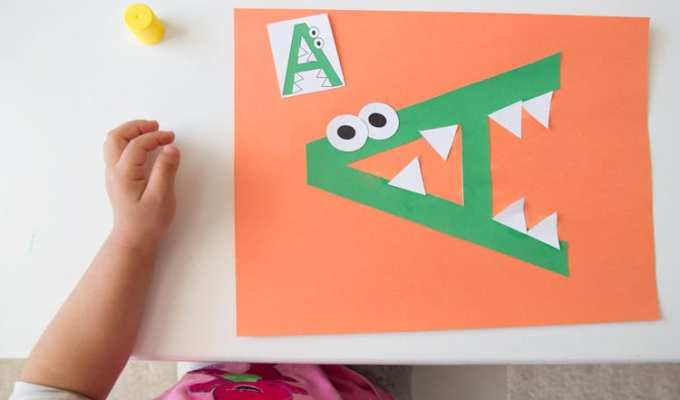 Printable Letter A Activities for kids