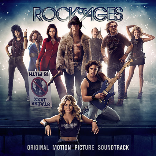 The highly anticipated movie release for Tom Cruise's 'Rock-of-Ages' is stirring up a whole new crop of rocker-chic fashions.