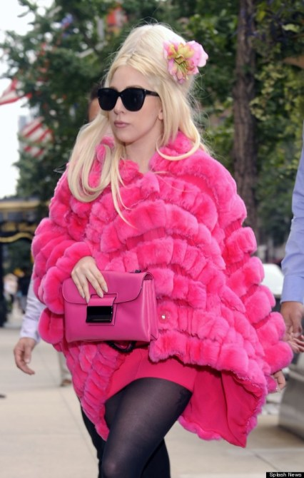 The wonderfully adventurous and outspoken Lady Gaga