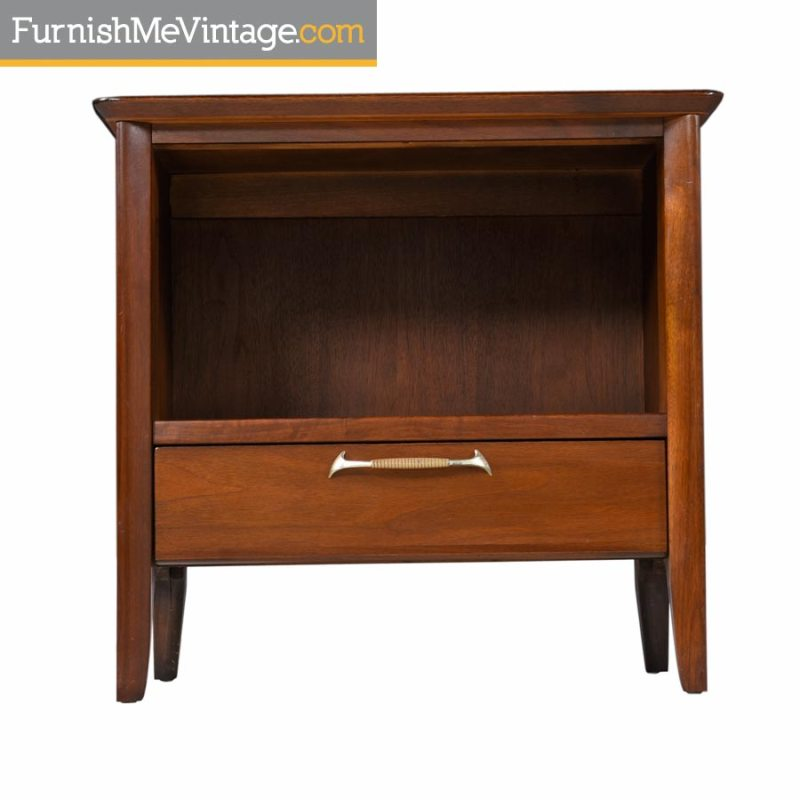 Large Of Mid Century Modern End Tables
