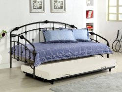 Sightly Mattresses Trundles Sale Daybeds Black Trundle Daybeds Trundle Goshen Metal Daybed
