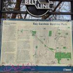 緑あふれる都会の遊歩道で散歩を楽しむ~KAY GARDINER BELT LINE ~