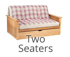 Two Seaters Futons