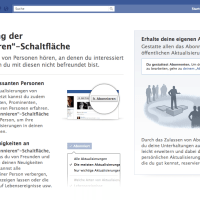 So verwaltet ihr eure Facebook Abonnements