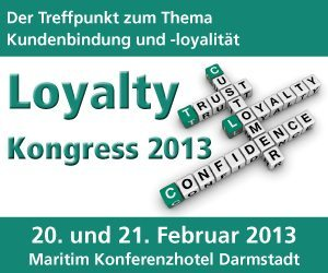 Loyalty Kongress 2013