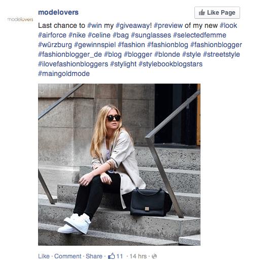 Facebook Hashtags - Overkill 25 Hashtags