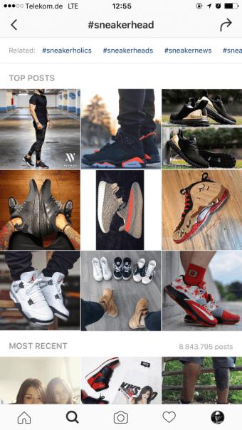 instagram-marketing-hashtags-auf-instagram
