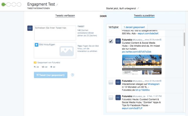 Twitter Anzeigen Targetingoptionen richtig einsetzen