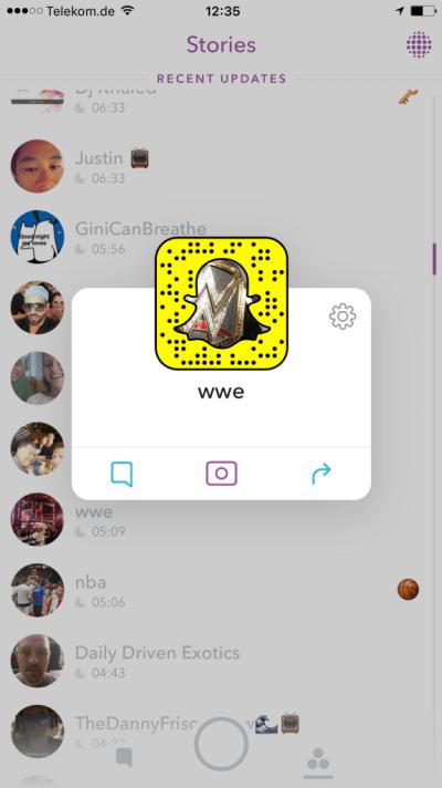 Snapchat Suggest_Accounts_Freunden_empfehlen