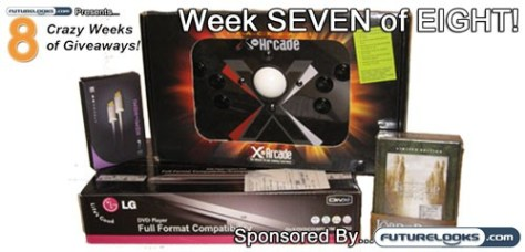 Week Seven of Free Stuff at Futurelooks!
