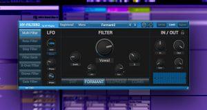 HY-Filter2, el multifiltro plugin VST/AU todoterreno