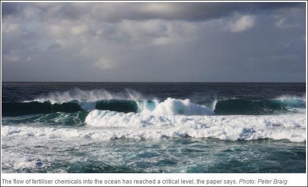 Fertilizer Chemicals & Ocean Impact