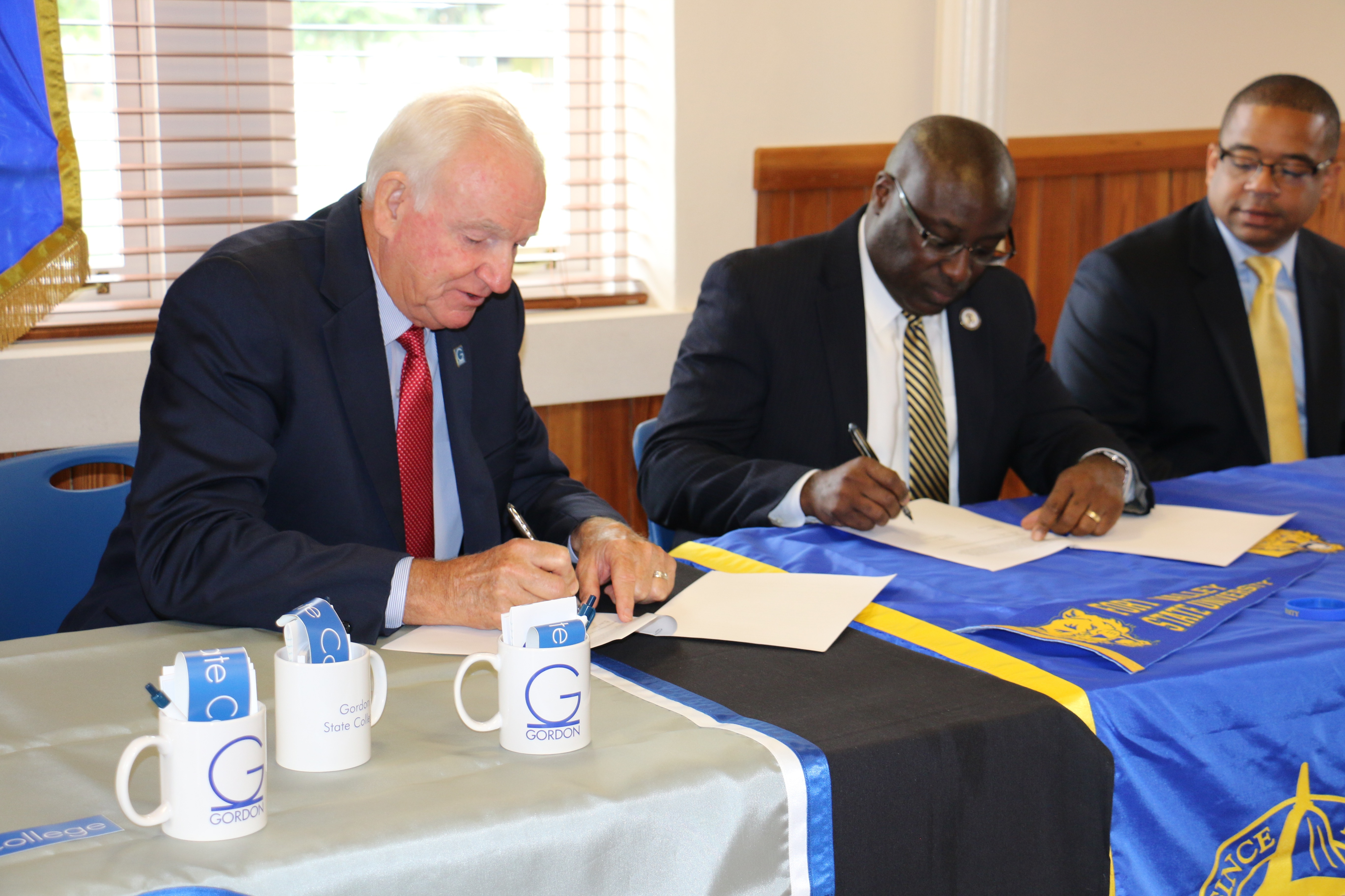 FVSU and Gordon State College partner to enhance access to higher education