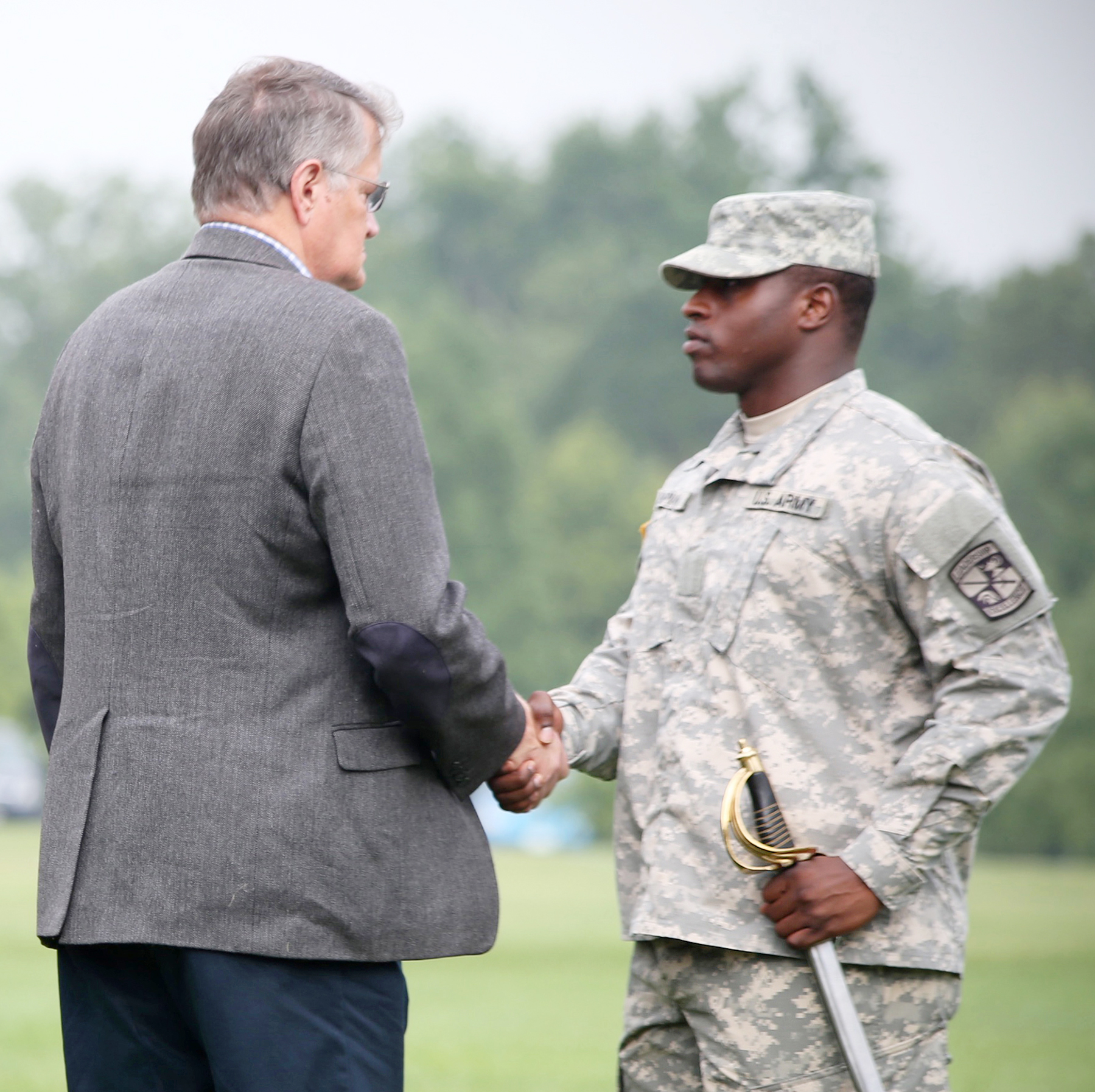 FVSU cadet receives coveted Army award