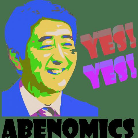 アベノミクスとトリクルダウン理論