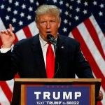 金利に意見するトランプ大統領候補