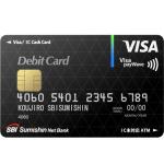 デビットカードの躍進