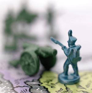 地政学リスクは後退か?