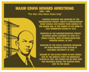 armstrong-plaque