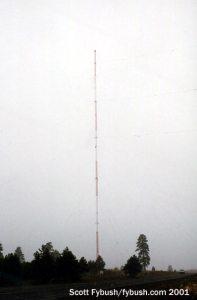 KVNA 600, 2001