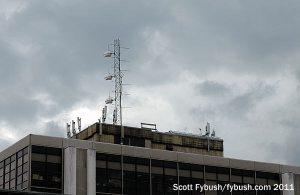 WRCT's antenna