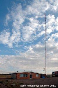 KSSR's tower