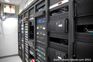 Townsquare's rack room