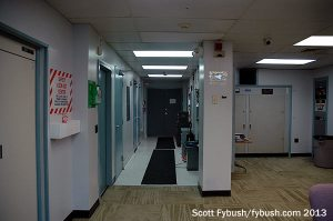 KYW's hallway and phasor
