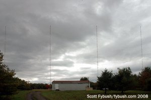 WNYY's towers, 2008