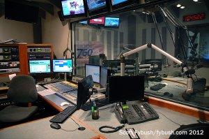 KFMB's AM control room