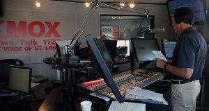 On air studio