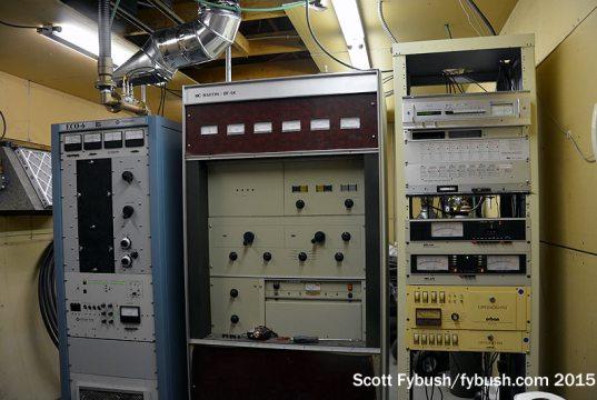 WIOE transmitter