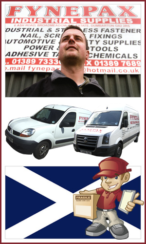 Allan Whiteman - Owner of Fynepax Ltd.