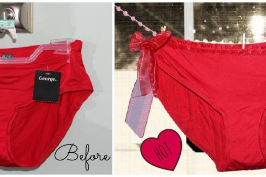 B-A panties