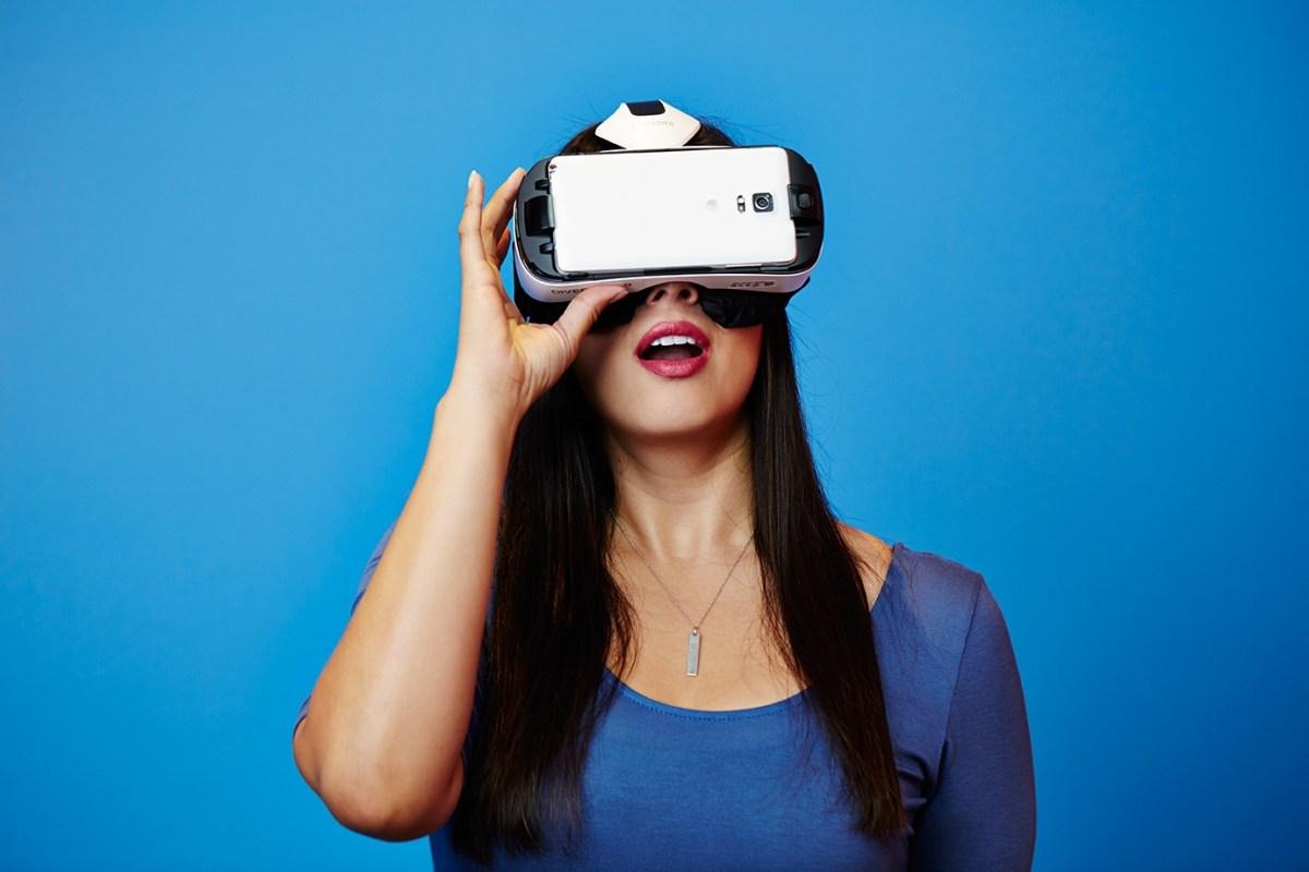 Oculus Rift for Facebook.