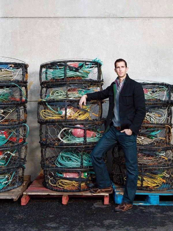 Kris Lofgren for Outside Magazine.
