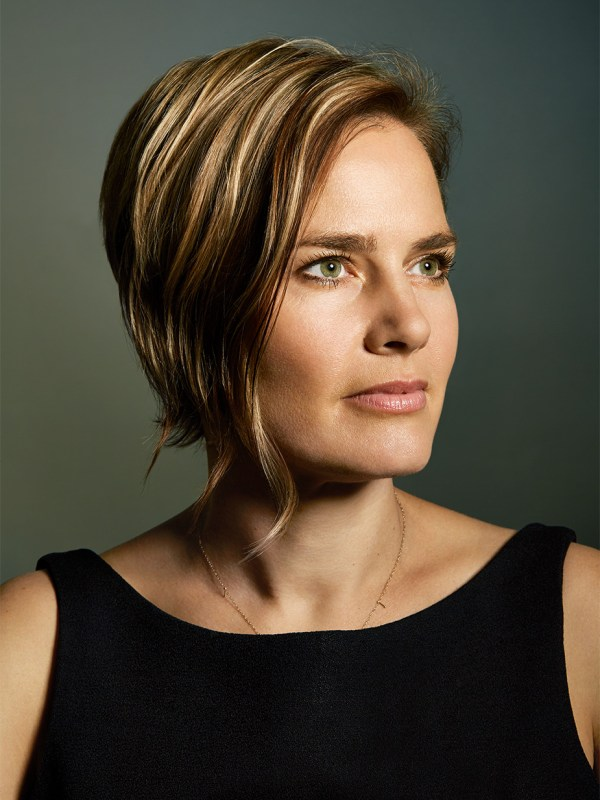 Jennifer Pahlka of Code for America for San Francisco magazine.