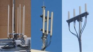 3大MNOおよびグループ企業のTD-LTEアンテナ