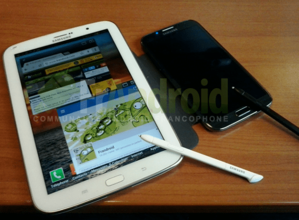 Samsung Galaxy Note 8 0 comparat cu GALAXY Note II Samsung GALAXY Note 8.0 comparat cu GALAXY Note II