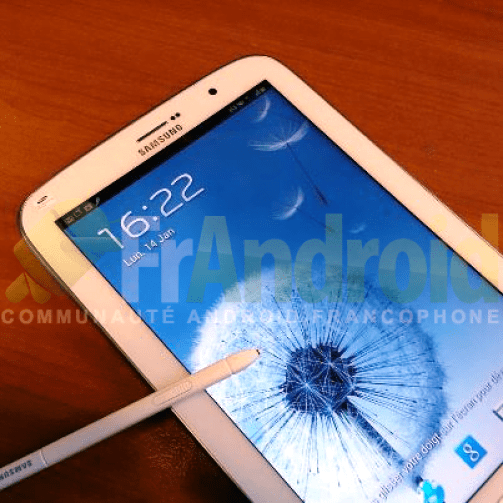 Samsung Galaxy Note 8.0 Samsung GALAXY Note 8.0 comparat cu GALAXY Note II