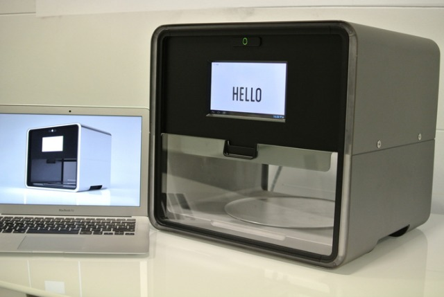 Foodini: 3D printer for food
