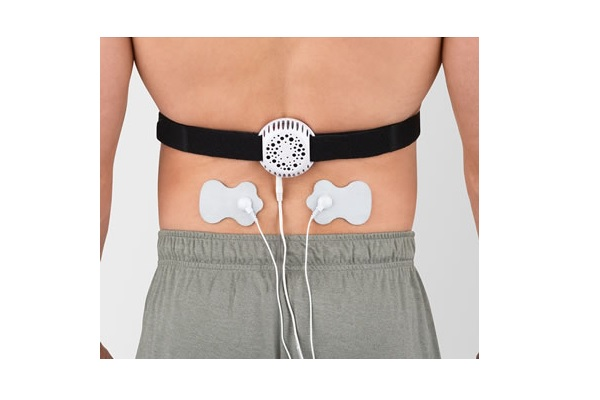 Physical Therapist's Hot Electrostimulation Pain Reliever