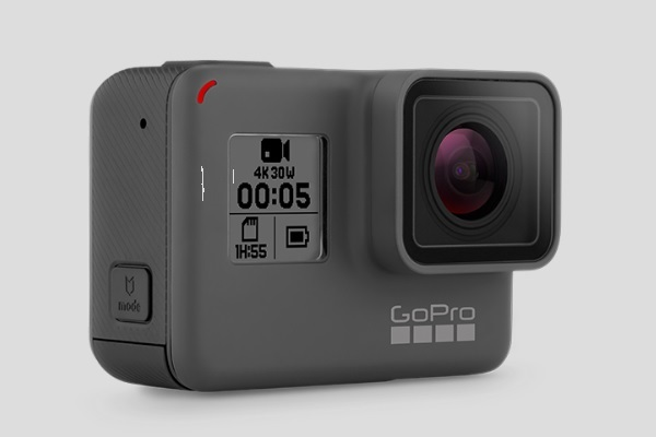 GoPro Hero5 Is Now Waterproof