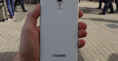 Doogee F7 Pro hands on