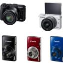 Canon India Launches IXUS 285 HS, IXUS 180, IXUS 175, EOS M3 And EOS M10, Expands Its Compact And Mirrorless Camera Portfolio